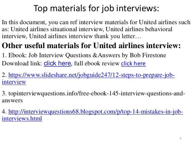Answers Guide - JobInterviewTools.com — Job Interview Tools