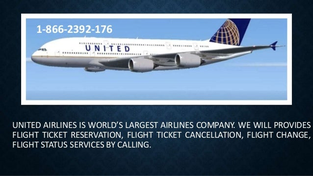 United Airlines Reservations Phone Number | 1-866-2392-176 | 1-844-58…