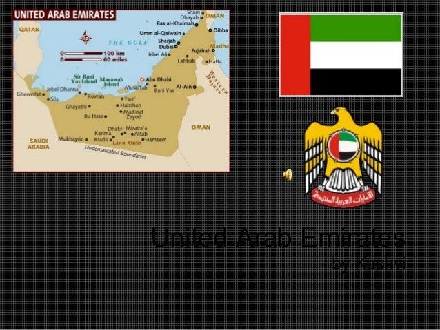 United Arab Emirates- by Kashvi