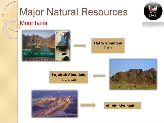 Major Natural Resources Used In Agriculture