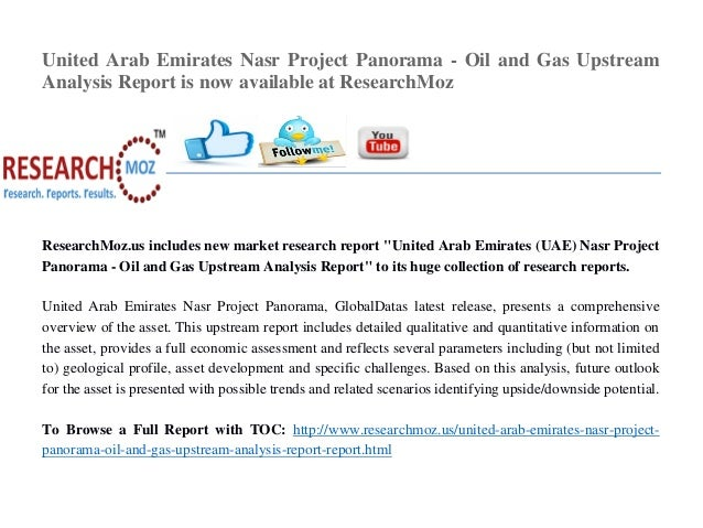 Report on the united arab emirates