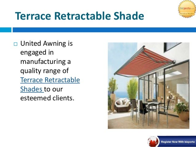 Retractable Awning In Pune - United Awning