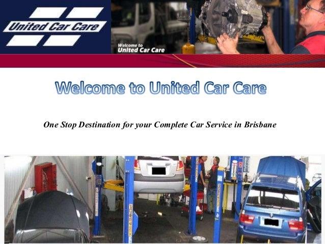 United Car Care >> United Car Care