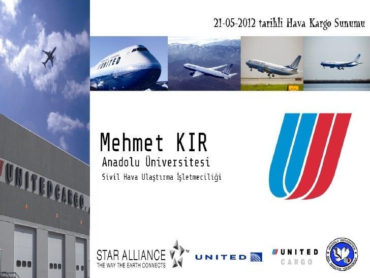 United Airlines & United Cargo