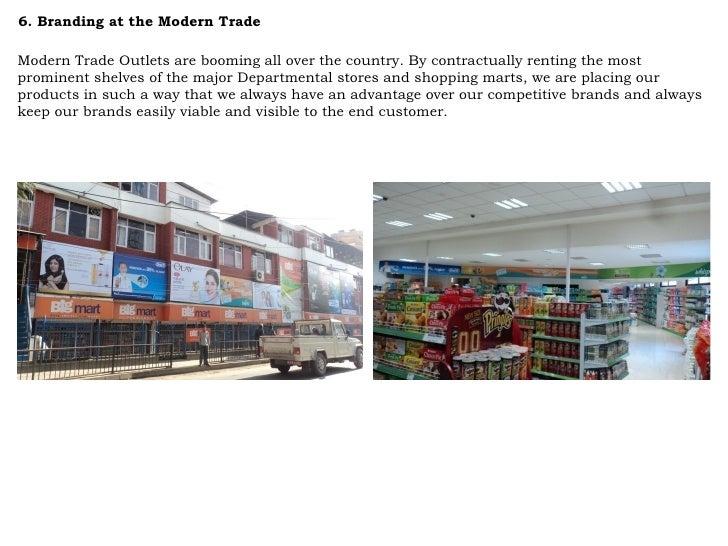 A presentation on United Distributors Nepal
