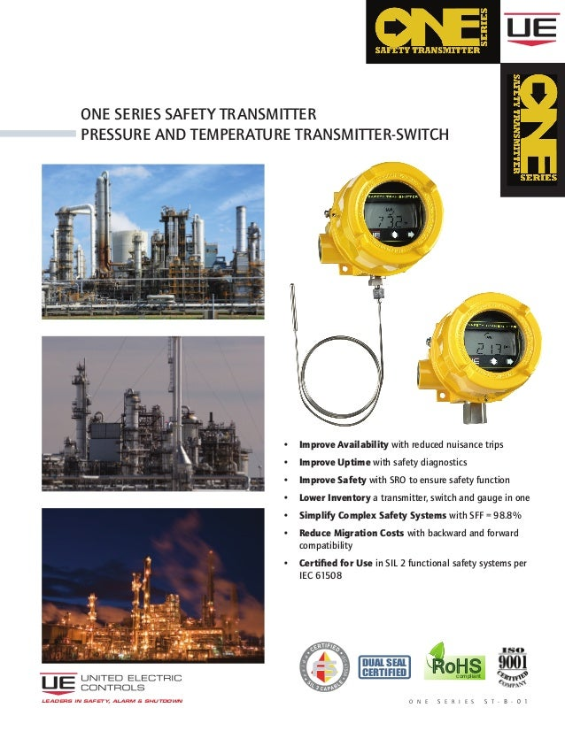 •	 Improve Availability with reduced nuisance trips •	 Improve Uptime with safety diagnostics •	 Improve Safety with SRO t...