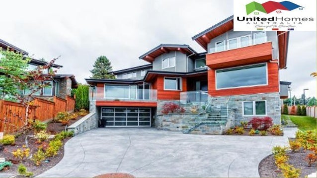 United Homes Australia Offers Luxury Home Building In Melbourne; 2.