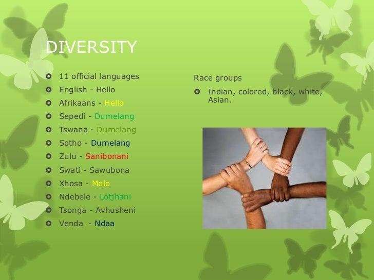 United in diversity m4hsunfo