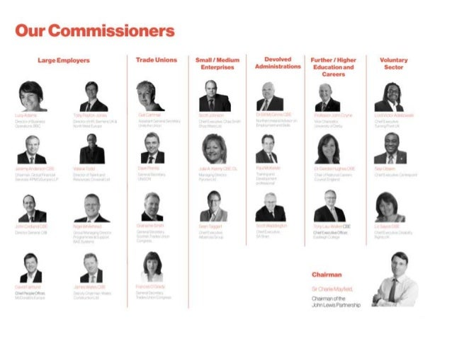 Our Commissioners  2