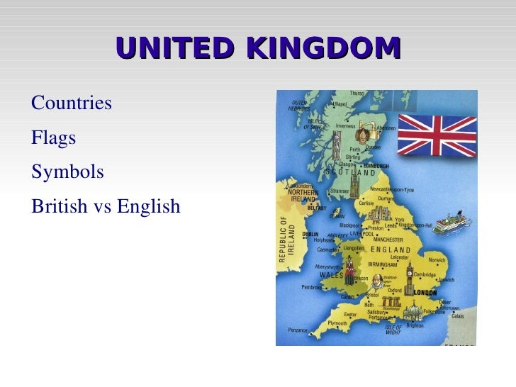 UNITED KINGDOM <ul><li>Countries