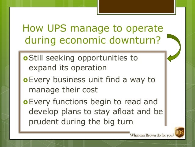 optimizing operations at united parcel service essay Operations optimization knowing when, where, and how you're spending your mailing dollars is essential to optimizing your mailing operations billing reports show processing dates, product types, piece counts by weight category, postage expenses, total savings and more.