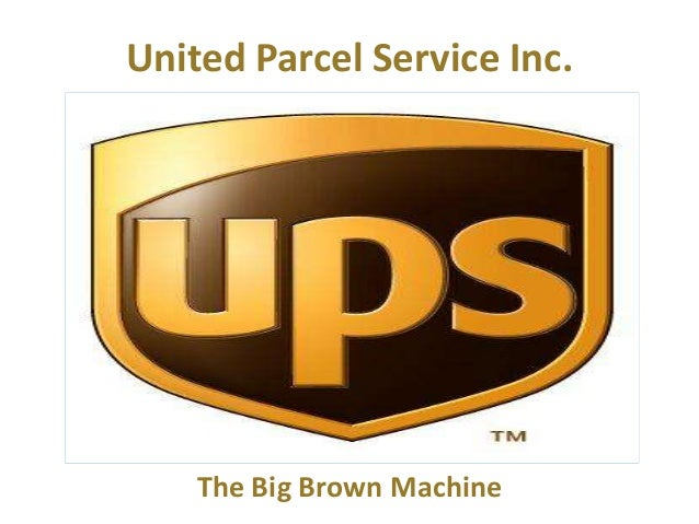 united parcel service information technology Nick is currently ups vice president of information technology  nick costides   united parcel service (ups) location.