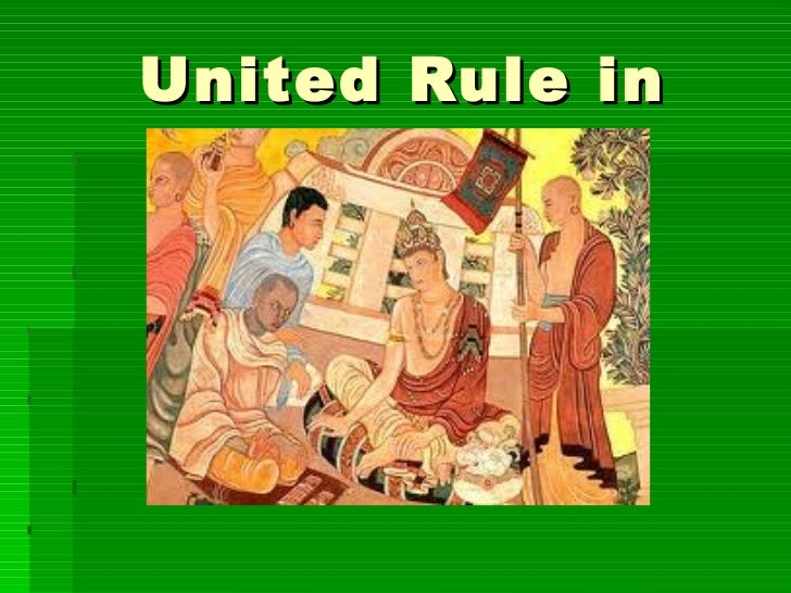 United Rule in India