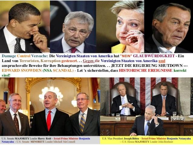 """Damage Control Versuche: Die Vereinigten Staaten von Amerika hat """"NEIN"""" GLAUBWÜRDIGKEIT - Ein Land von Terroristen, Korrup..."""