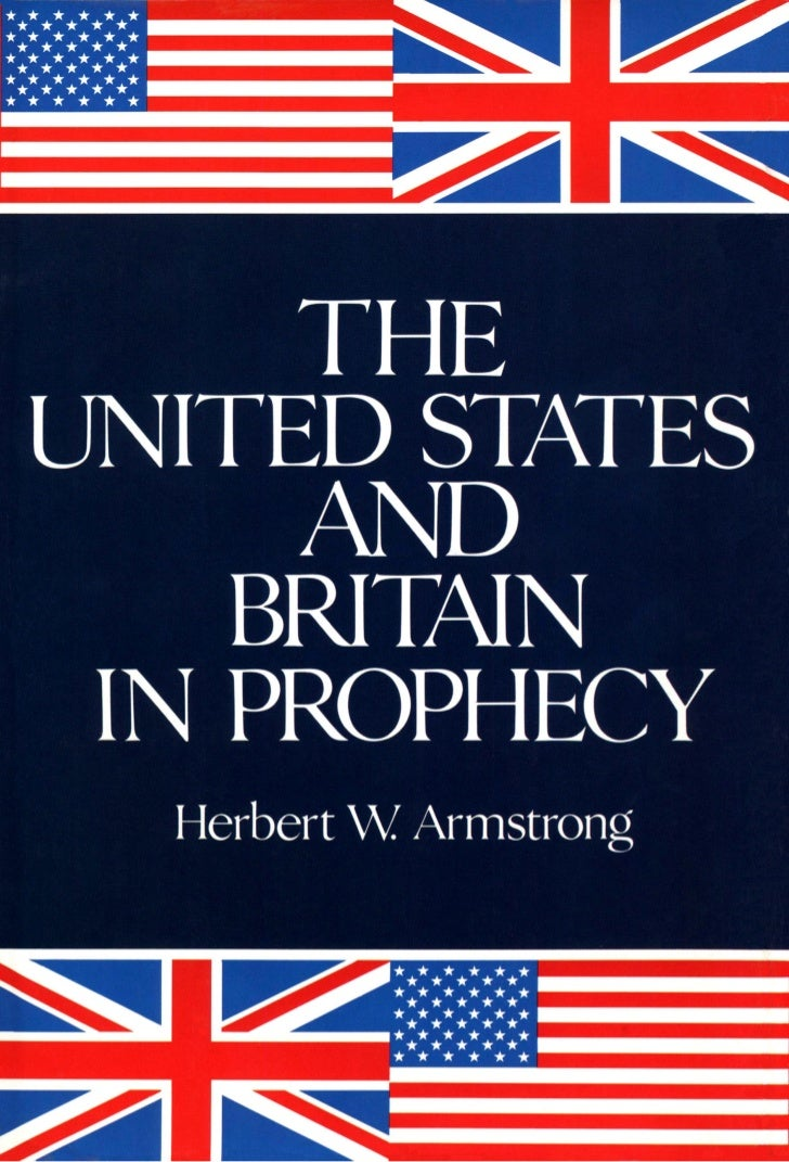 United states and britain in prophecy (1980)