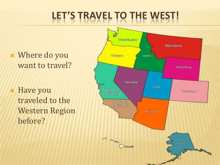 facts about the west region Americans have long regarded the west as the last frontier  the west is a  region of scenic beauty on a grand scale all of its  fifty states and fifty fun  facts.