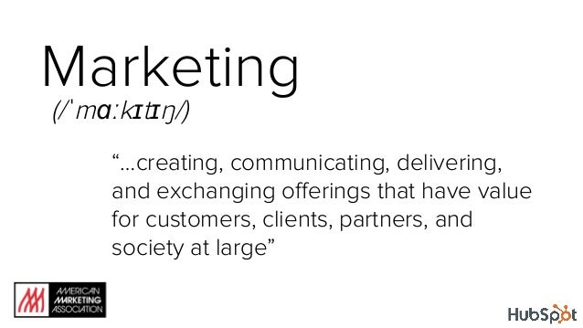 United Way Youth Ventures: What is Marketing?  Slide 3