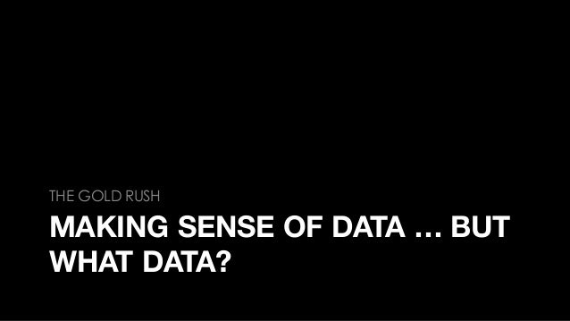 2009 800,000 petabytes 2020 35 zettabytesas much Data and Content Over Coming Decade 44x 80% Of world's data is unstructur...