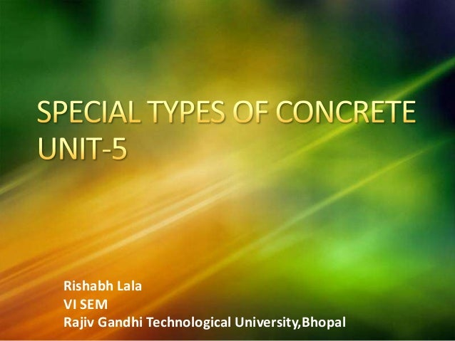 Rishabh Lala VI SEM Rajiv Gandhi Technological University,Bhopal