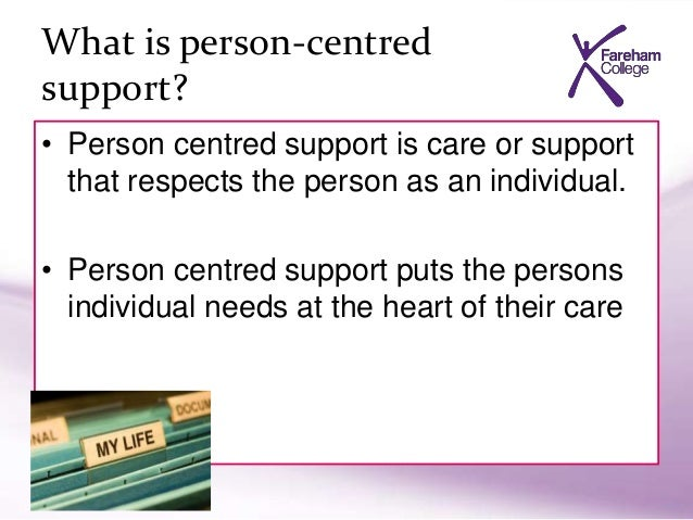 define person centred values hsc 026 Free essay: unit 4222-207 implement person centred approaches in health and  social care (hsc 026)  1) define person-centred values.