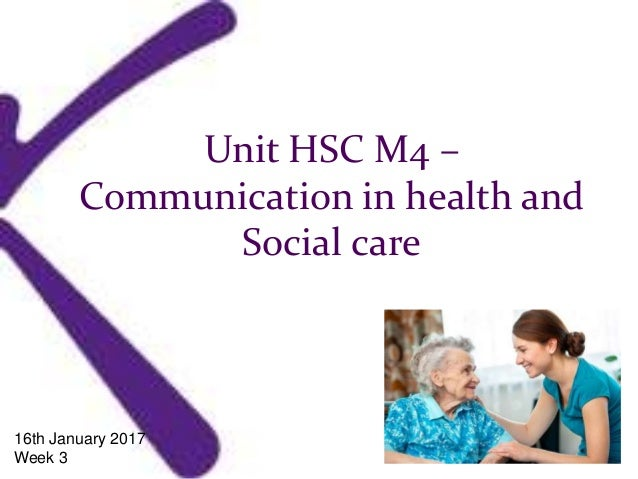 unit 051 promote communication in health Level 3 diploma for children's care, learning and development (wales and northern ireland) (4227-06) 9 unit 4227-051 promote communication in health, social care or c hildren's and young p eople's settings.