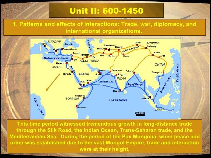 Period 3: c. 600 C.E. to c. 1450