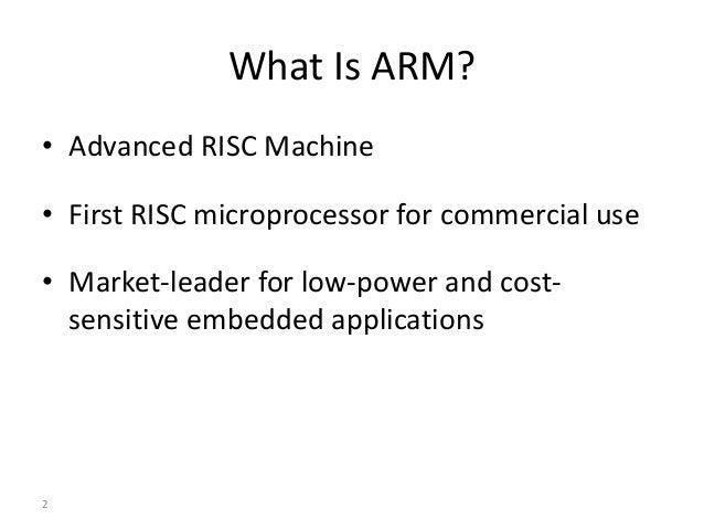 Unit II Arm 7 Introduction Slide 2