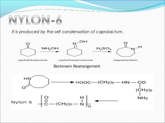 To Form Nylon Polymer