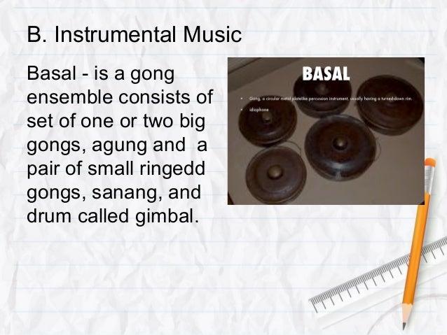Unit ii music of the cordillera, mindoro, palawan and the visayas