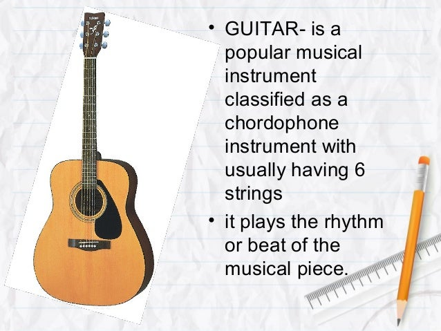 Ethnic instruments meaning