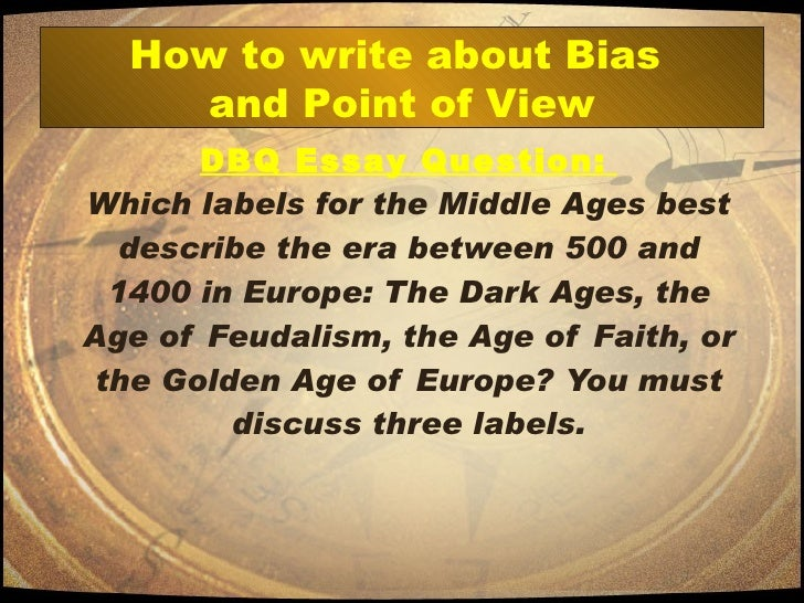 the dark ages essay example Humanities in the early, high and late middle ages essay example - abstract learning team a will use several research methods including text, internet and other methods to explore the humanities and the effects and developments that the humanities of the early, high and late middle ages had on society.