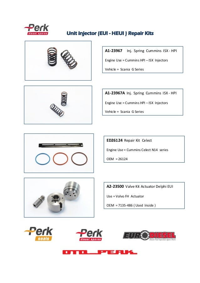 Unit injector isx select repair kits fast moving items 2016