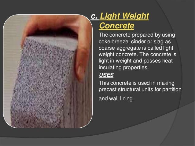 Concrete Classification Properties And Testing