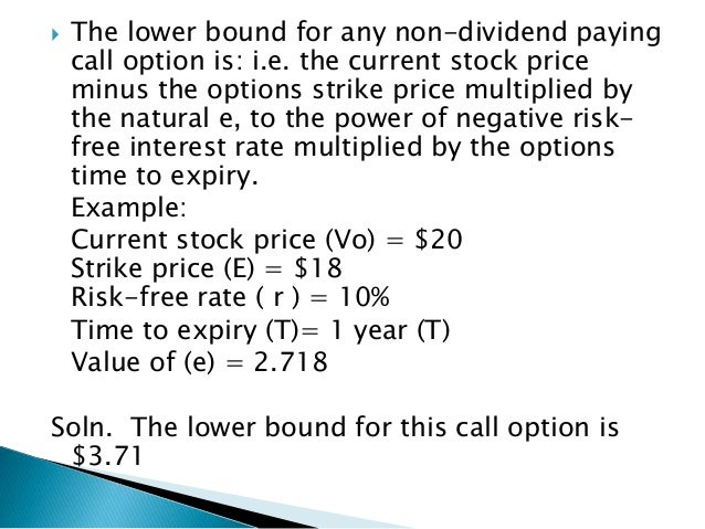 Vce stock options