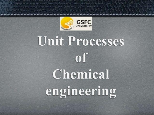 Unit Process