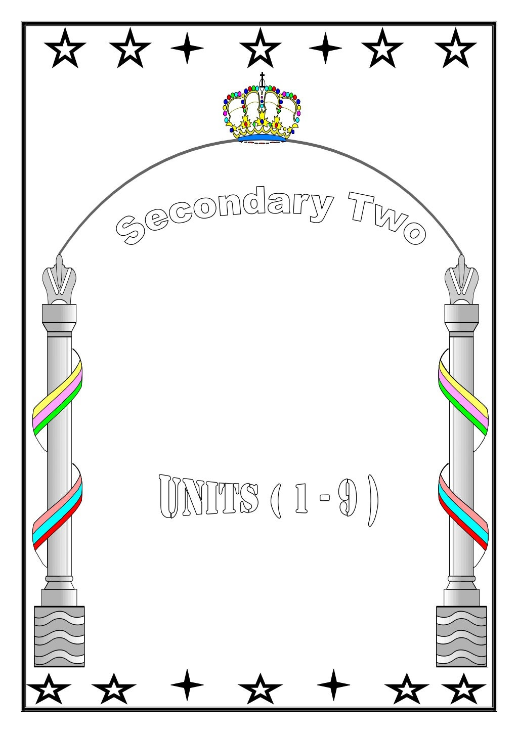 Secondary Two2 Contents No Title Page 1 Unit 1 4 - 25 Vocabulary 4 - 5 Language Notes 5 - 8 Communication Skills 9 Exercis...