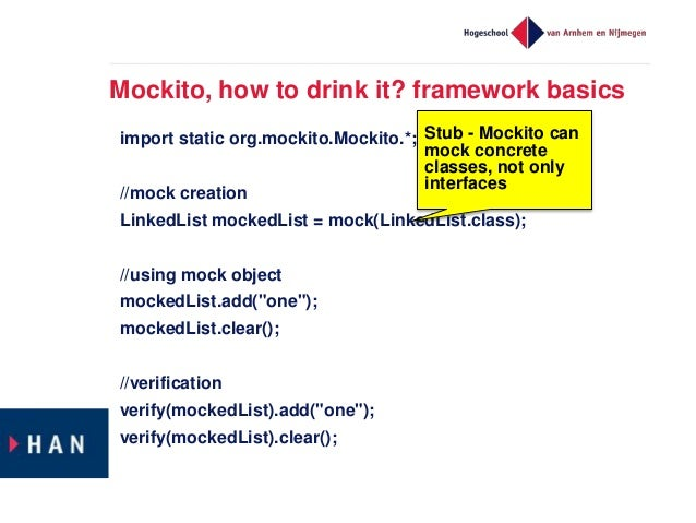 mockito verify static method not called dating
