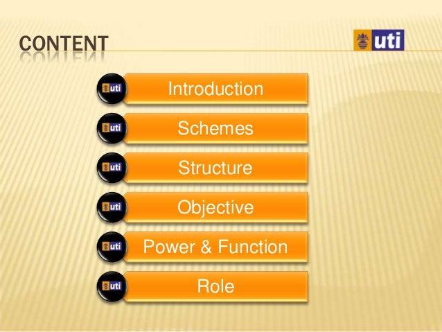 Unit trust of india Slide 3