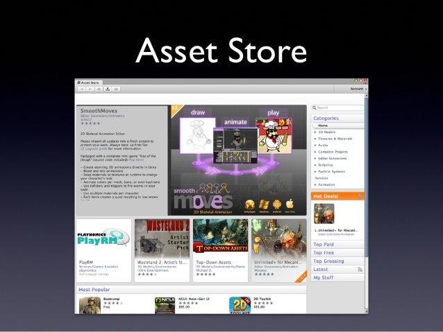 Asset Store