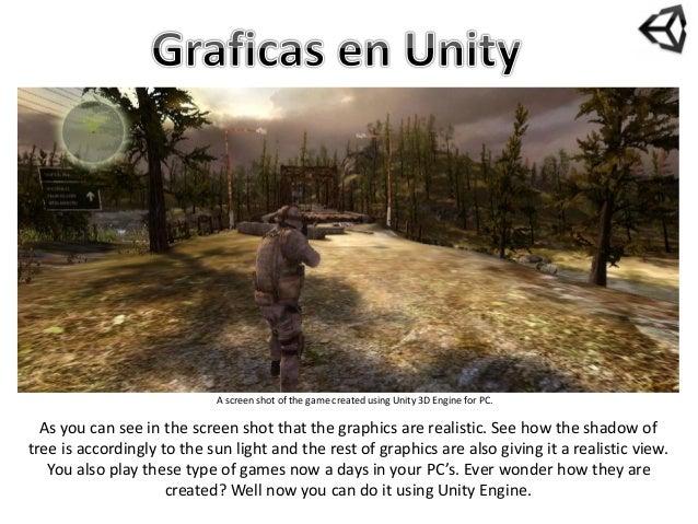 Presentación Unity