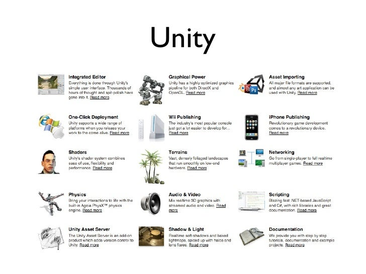 Casual and Social Games with Unity