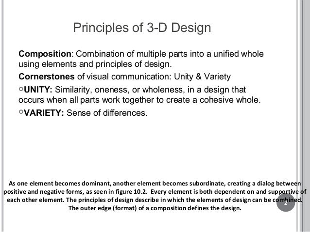 Unity, Balance, Scale & Proportion, Contrast, Emphasis & Repetition &…
