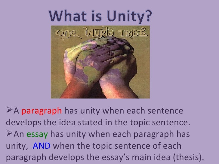 "example of unity coherence and emphasis Interactive online exercises, example of unity this is a better start to the paragraph: unity, order (emphasis) coherence coherencemeans ""a paragraph unity."