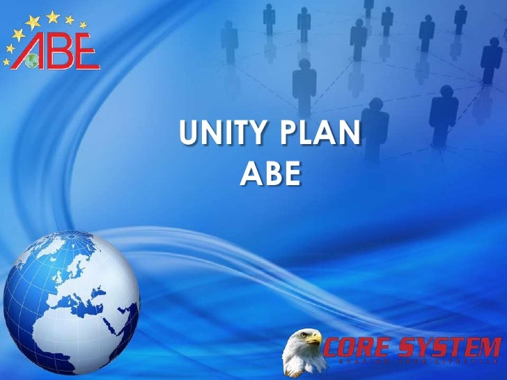 UNITY PLAN   ABE