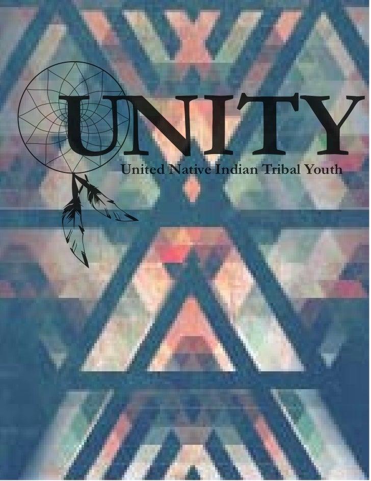 UNITY United Native Indian Tribal Youth