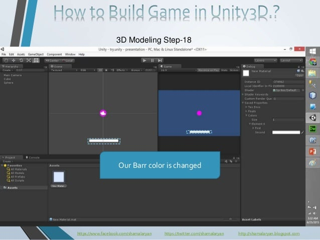 Unity3D Basic Concepts by: shamal aryan