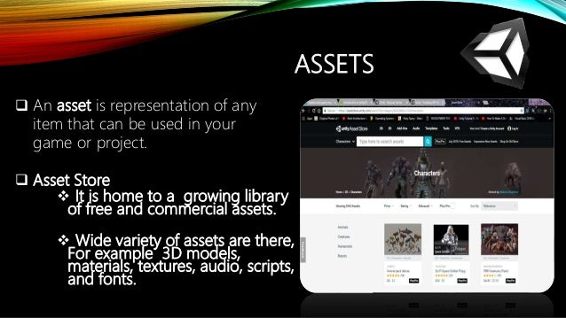 Unity Assets Store Free