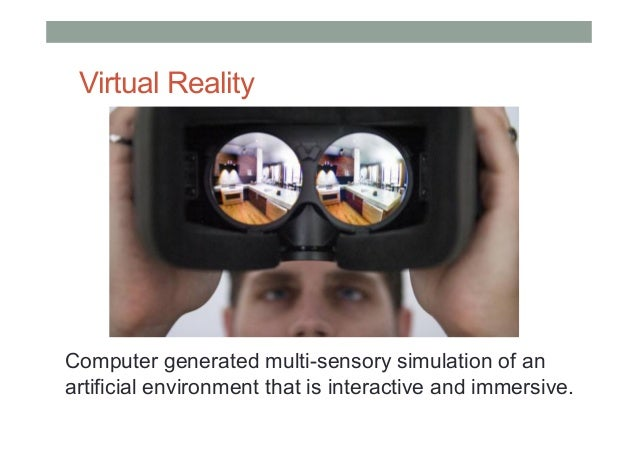 virtual reality environments for geographic visualisation essay Environment and planning b: planning and design 26, 3: 333-343 what's special about visualization cartography and geographic information systems 9, 4: 197-200 google scholar from freehand sketches to virtual reality.