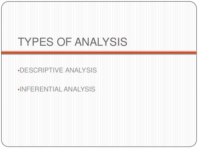 Univariate & bivariate analysis Slide 3