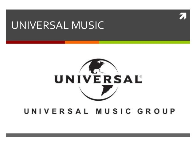 Universal Music Group Case Study